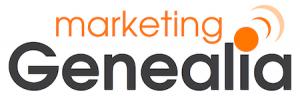 Logo Genealia Marketing