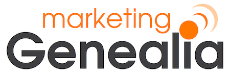Logo Genealia Marketing